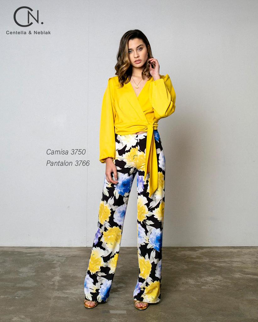camisa 3750 - pantalon 3766