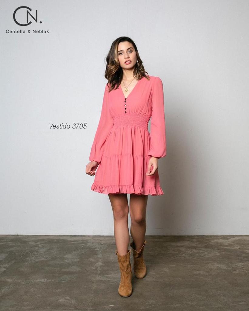 vestido 3705
