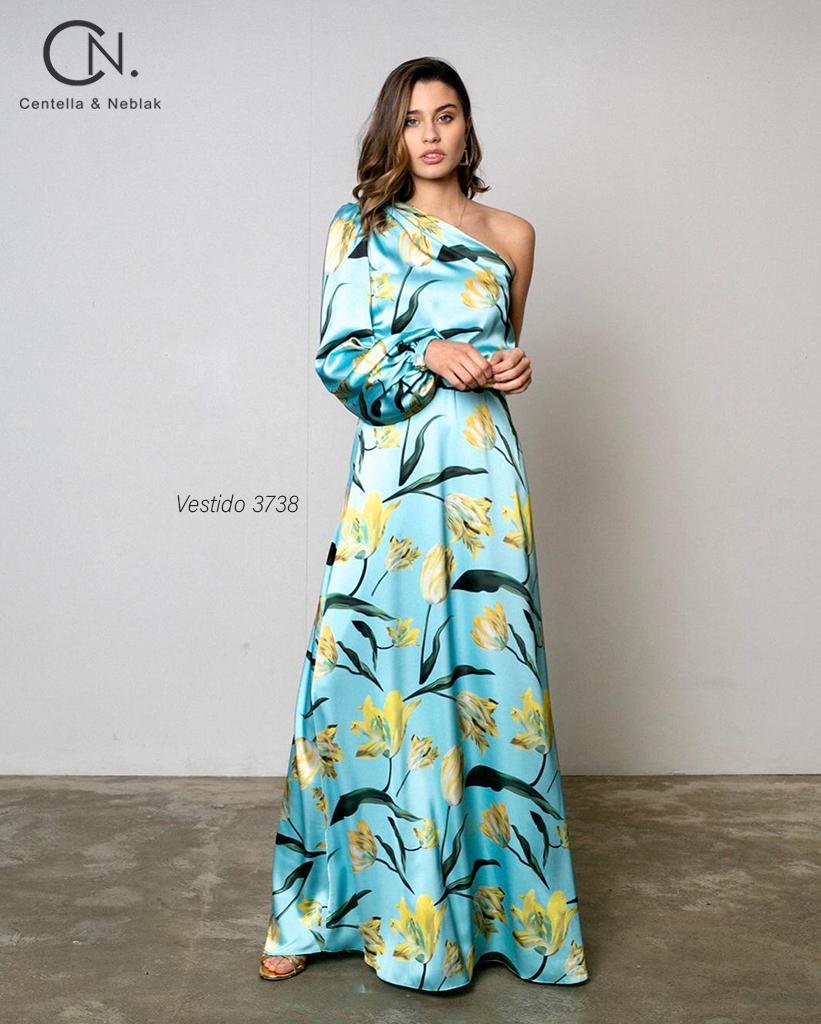 vestido 3738