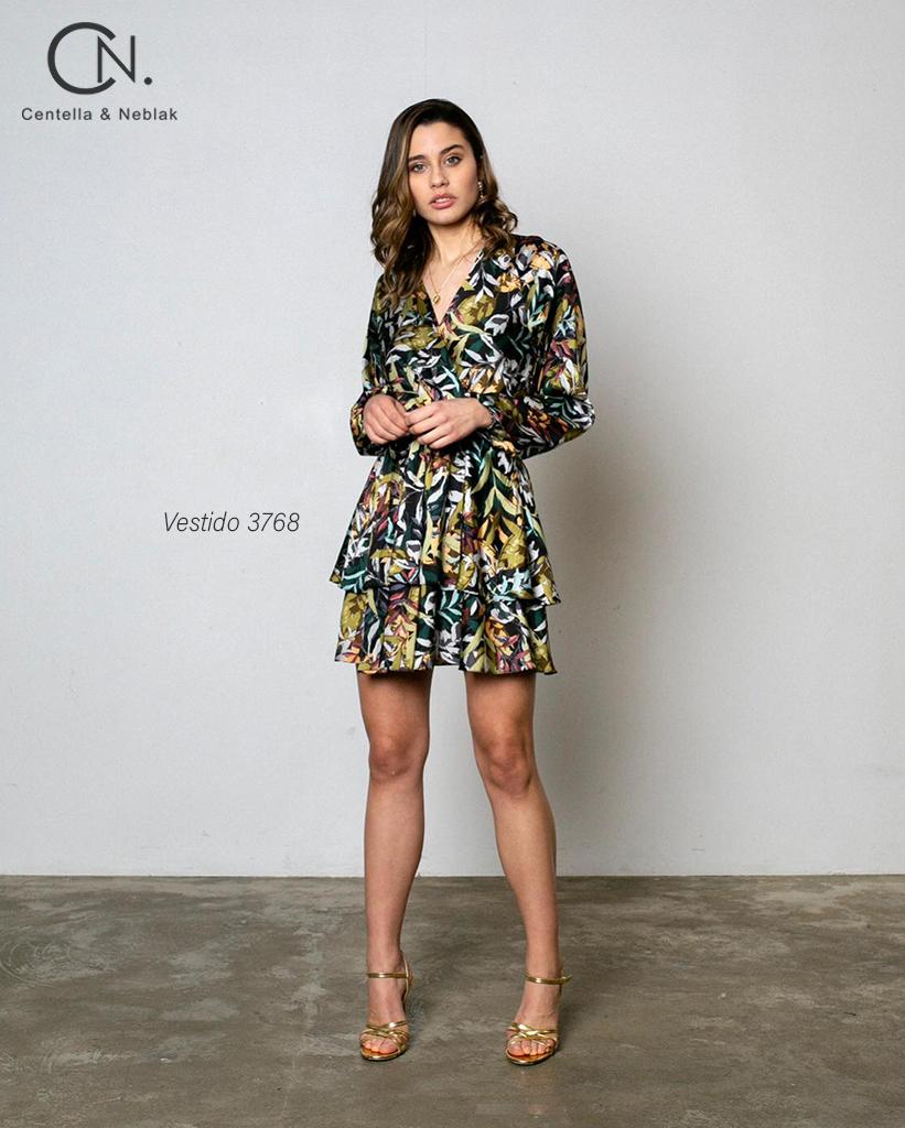 vestido 3768
