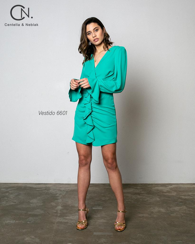 vestido 6601