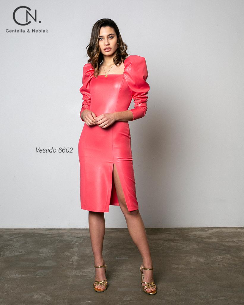 vestido 6602