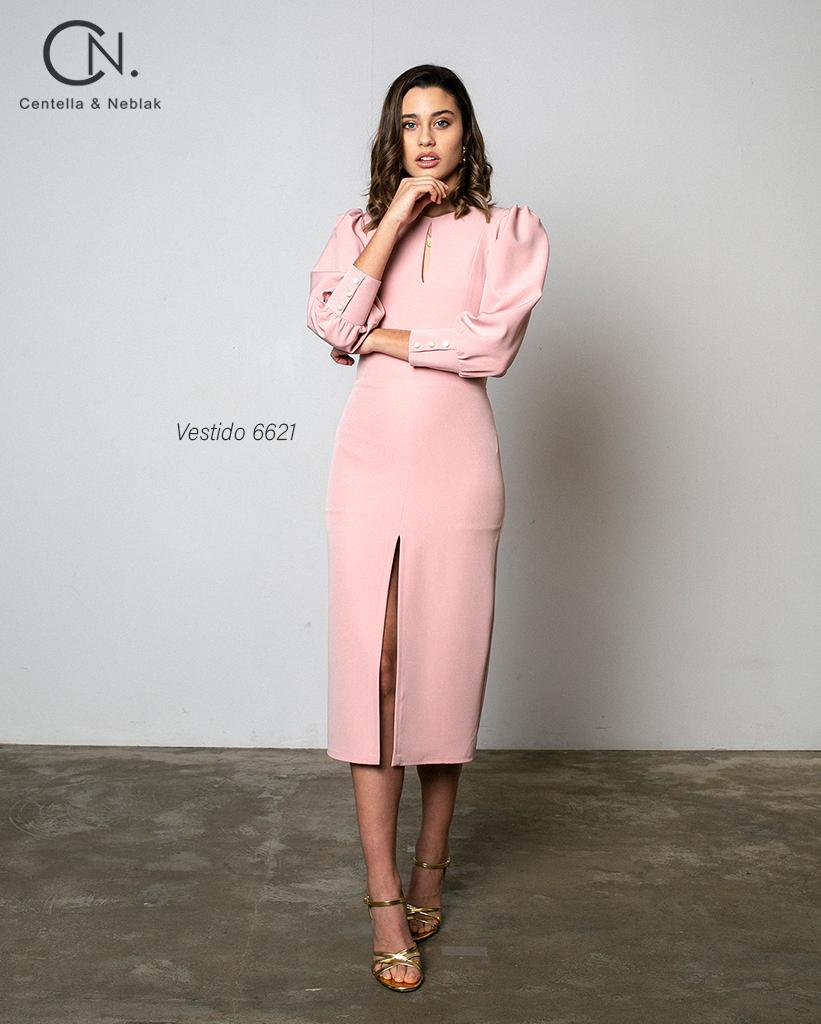 vestido 6621
