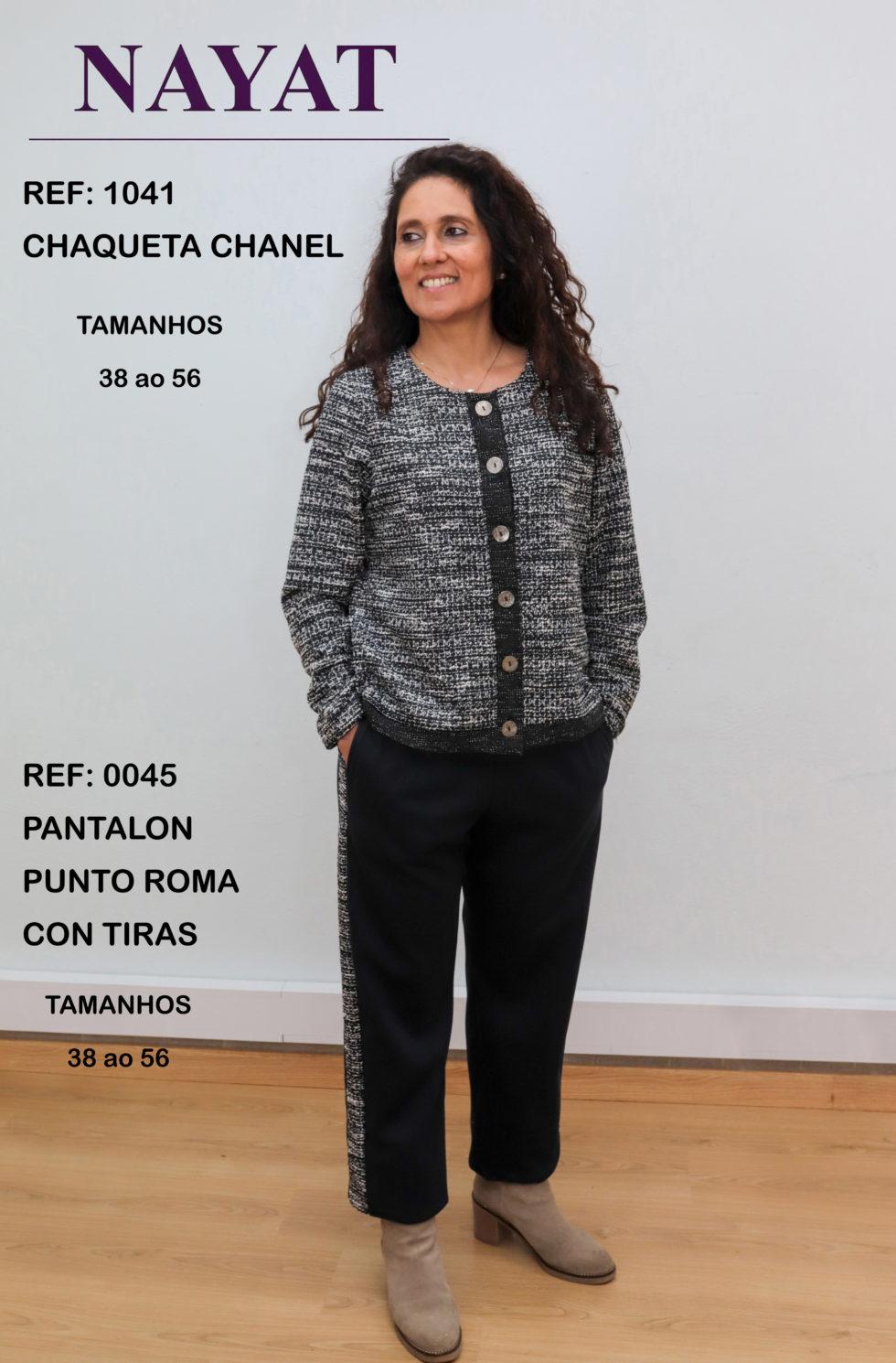 1041 + CALÇA 0045