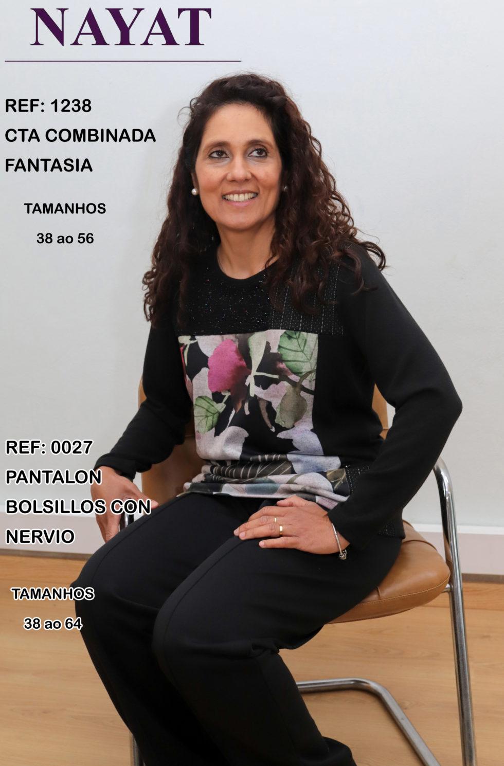 1238 + CALÇA 0027
