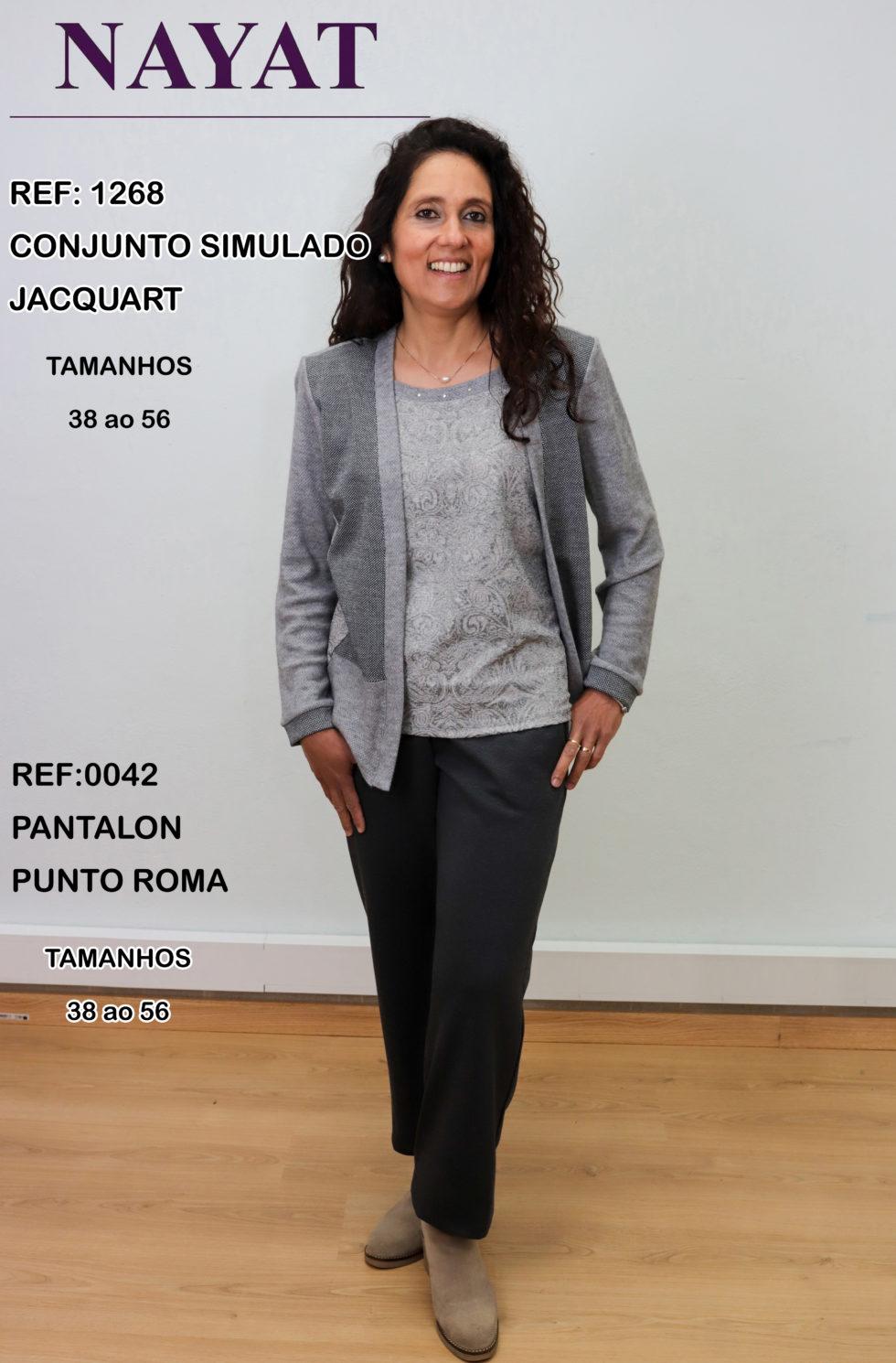 1268 + CALÇA 0042