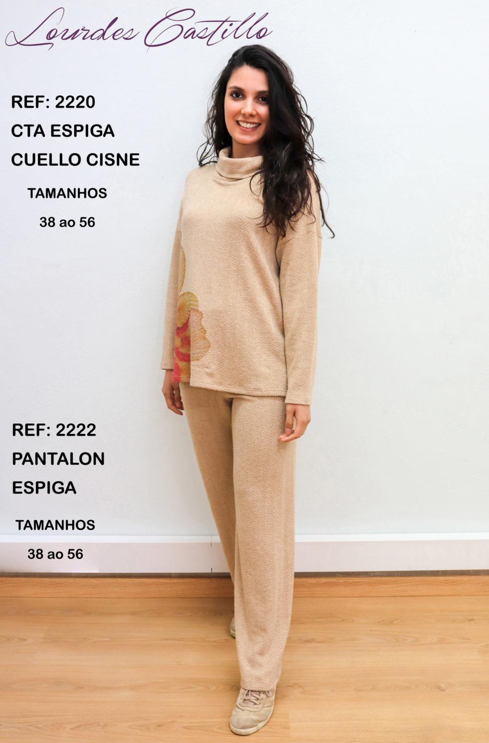 2220 +CALÇA 2222