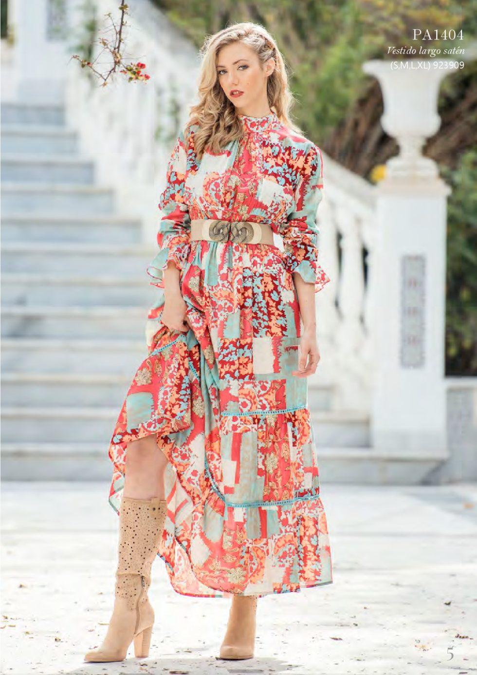 Flamenco Rosa Otoño 2021 MOD1-007