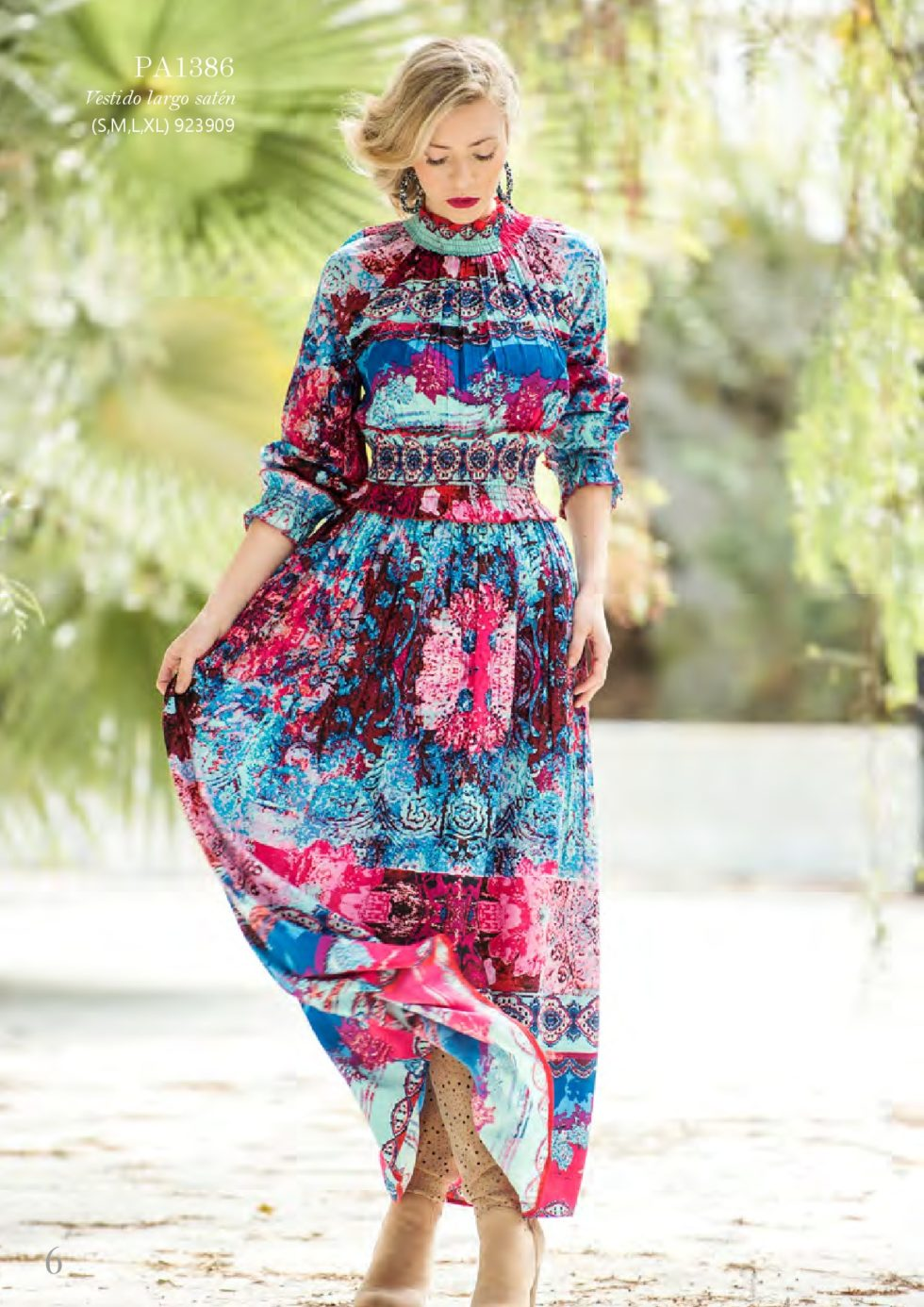 Flamenco Rosa Otoño 2021 MOD1-008