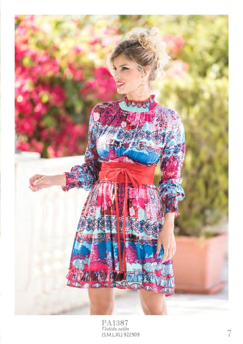 Flamenco Rosa Otoño 2021 MOD1-009