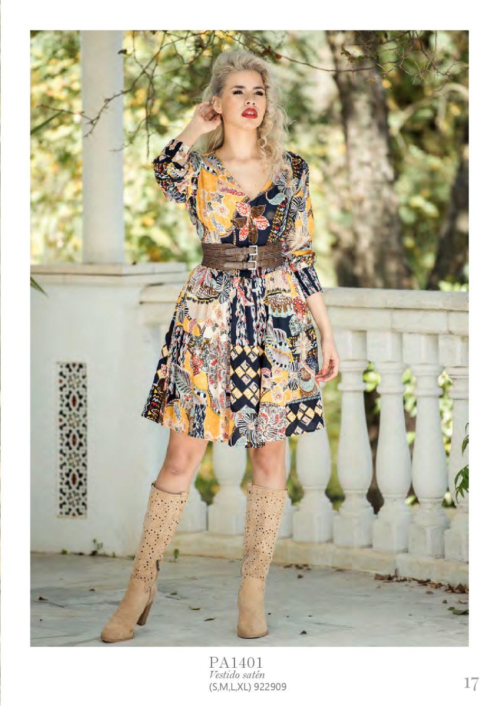 Flamenco Rosa Otoño 2021 MOD1-019