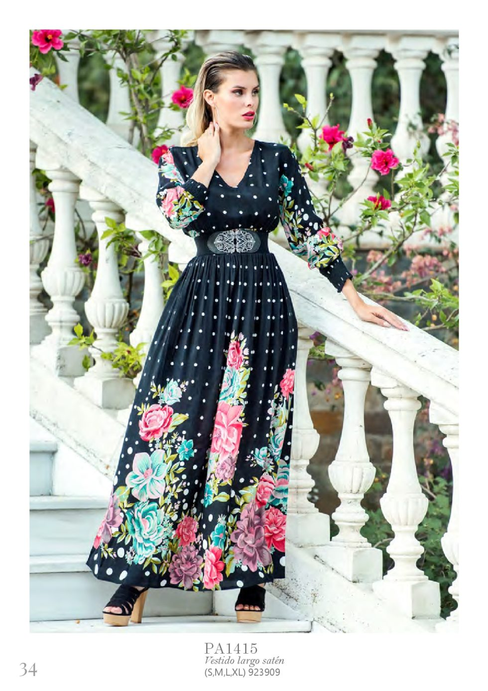 Flamenco Rosa Otoño 2021 MOD1-036