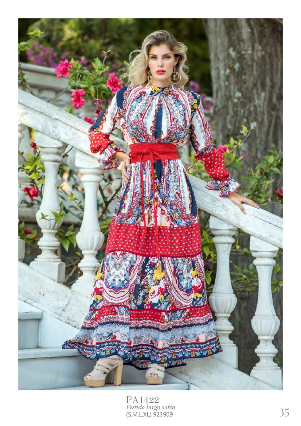 Flamenco Rosa Otoño 2021 MOD1-037