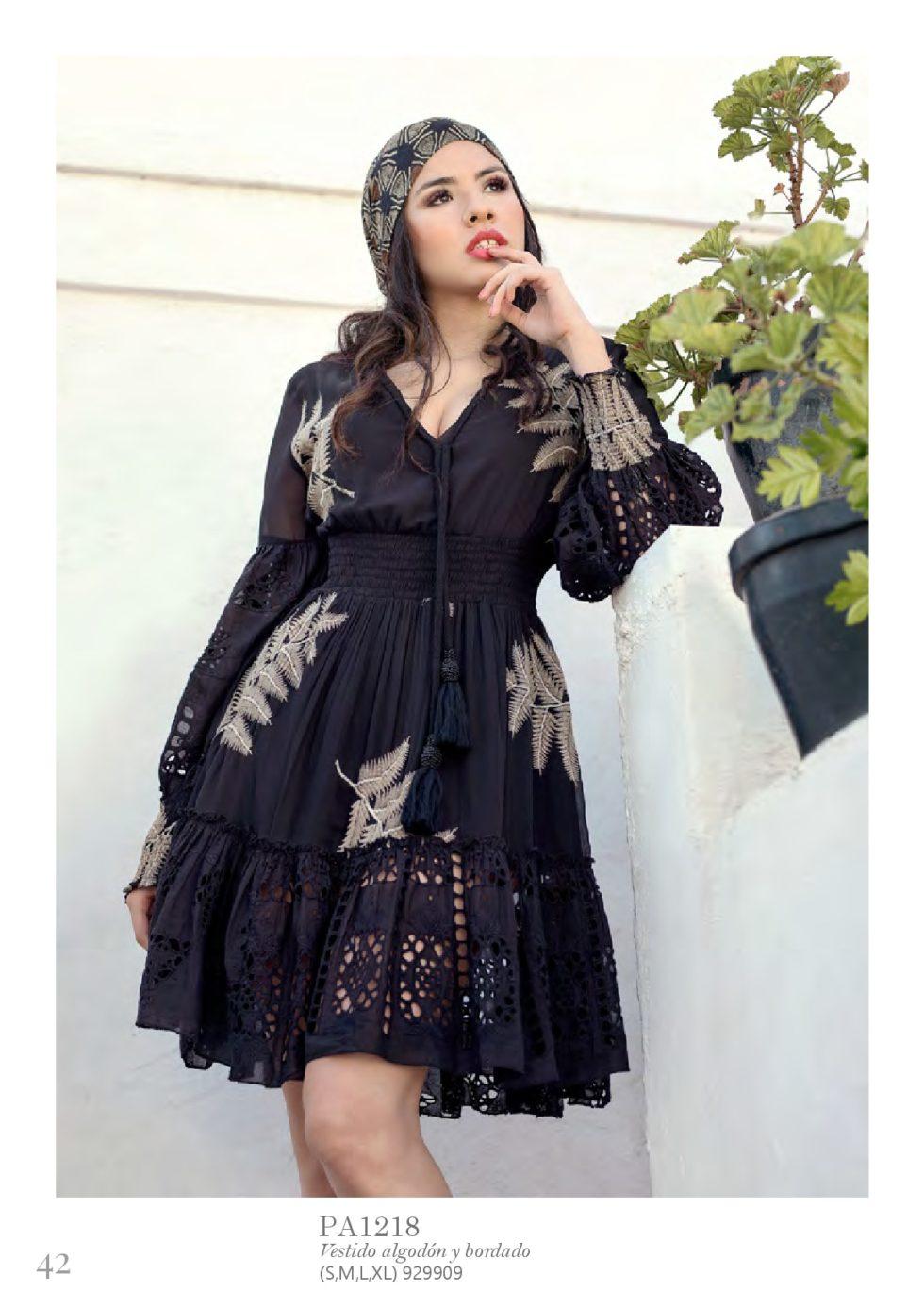 Flamenco Rosa Otoño 2021 MOD1-044