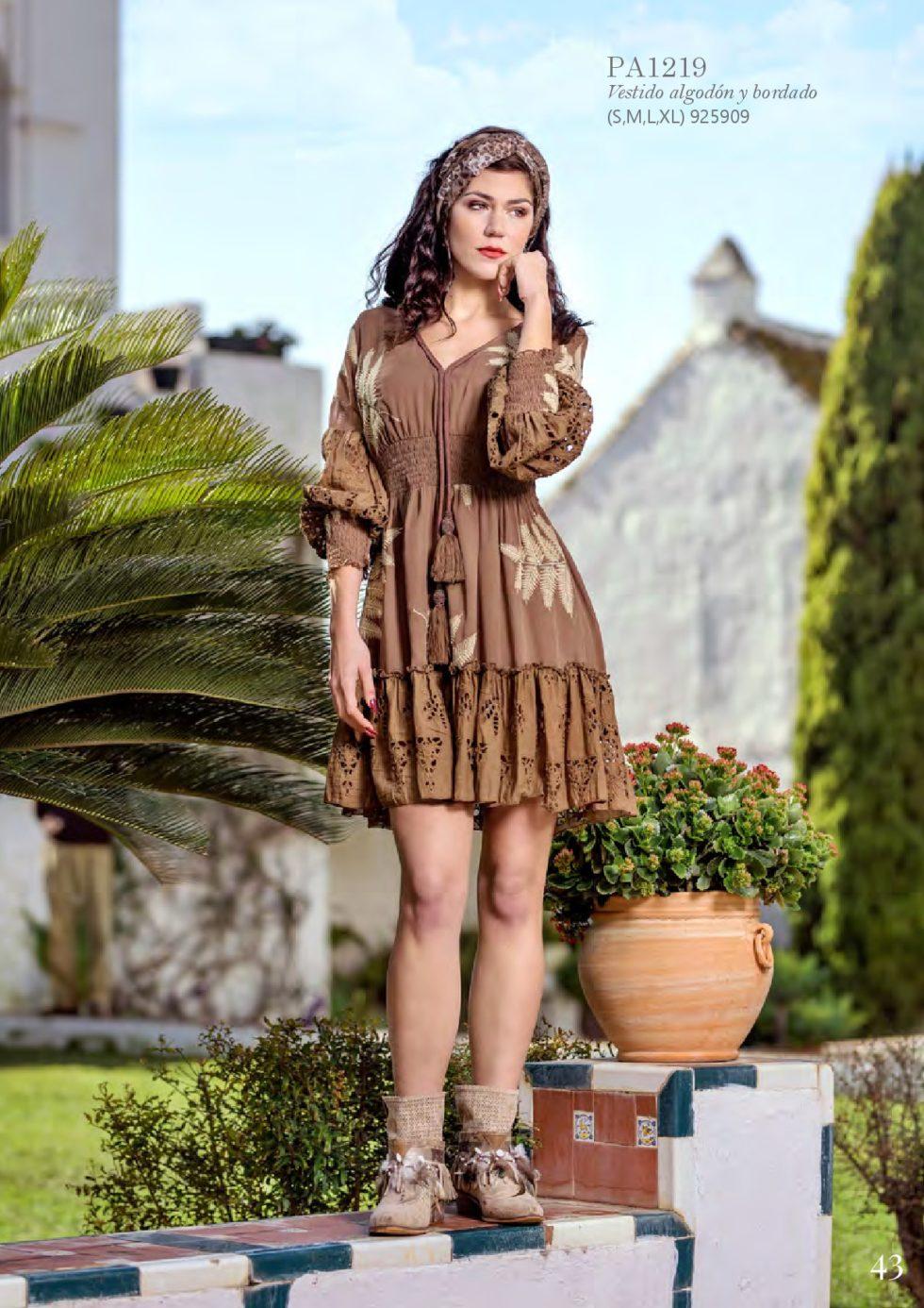 Flamenco Rosa Otoño 2021 MOD1-045