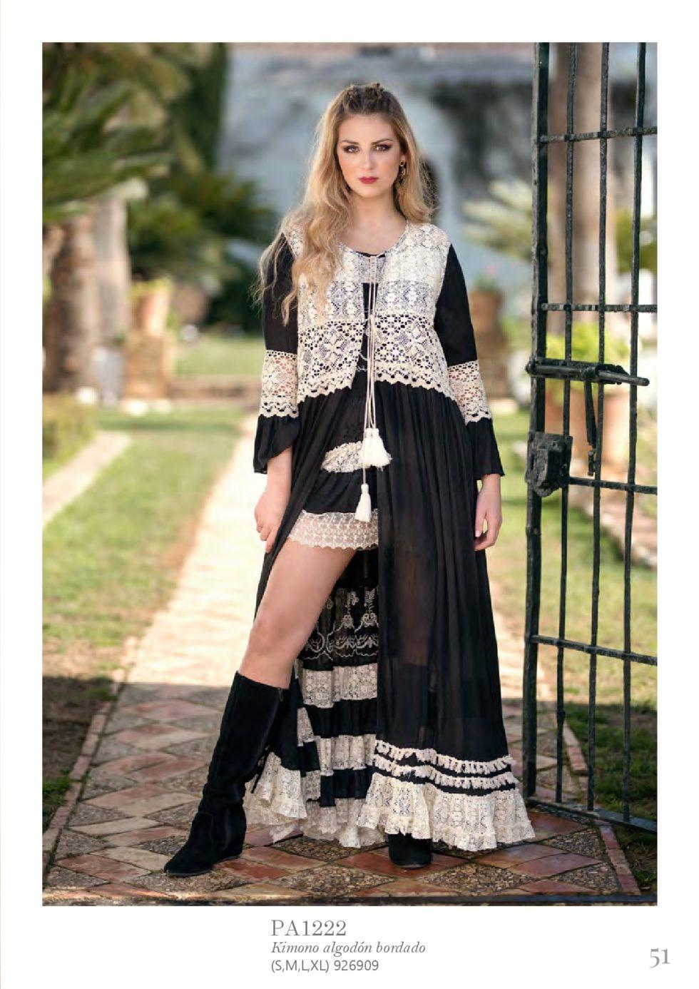 Flamenco Rosa Otoño 2021 MOD1-053