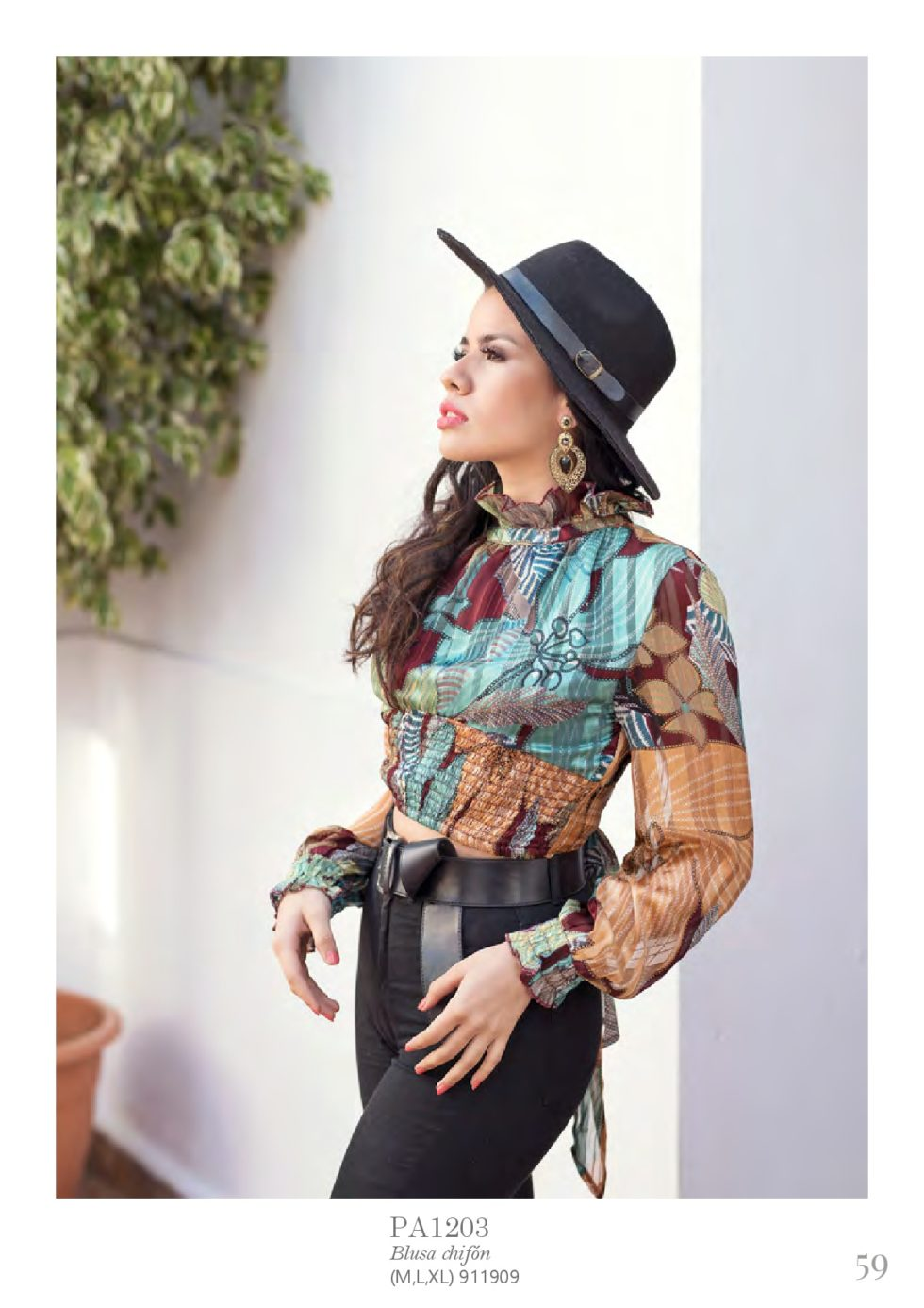 Flamenco Rosa Otoño 2021 MOD1-061