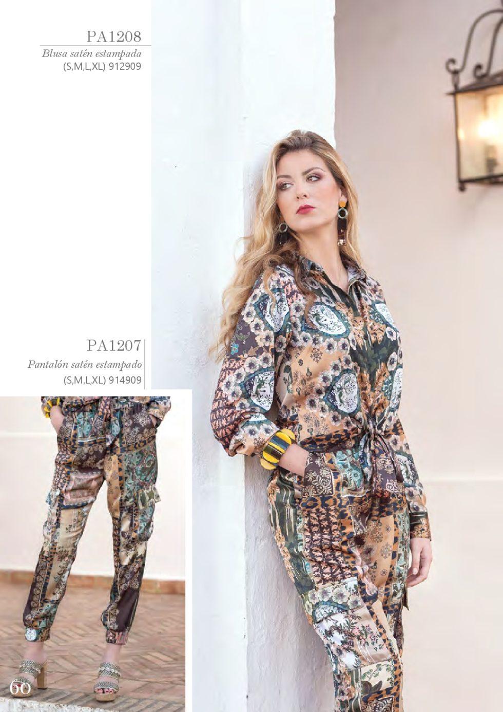 Flamenco Rosa Otoño 2021 MOD1-062