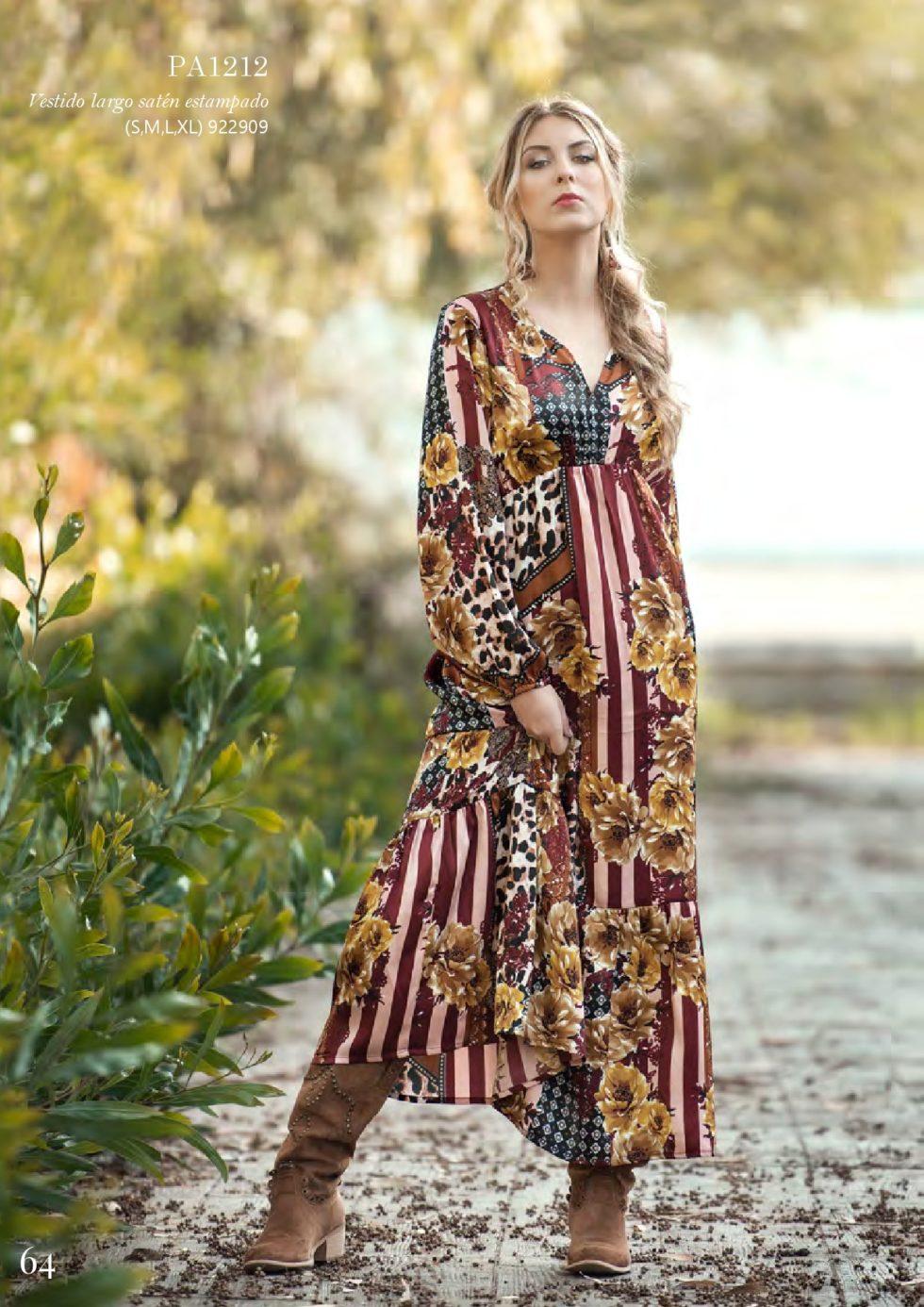Flamenco Rosa Otoño 2021 MOD1-066