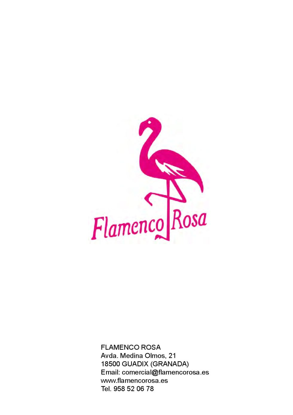 Flamenco Rosa Otoño 2021 MOD1-070