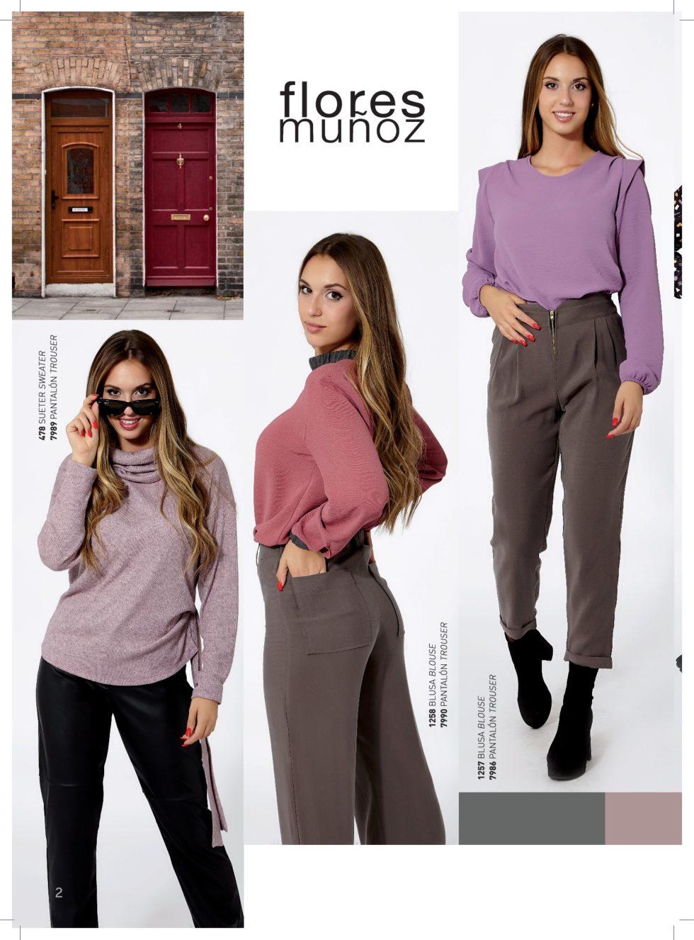 Flores Muñoz FW 21-002