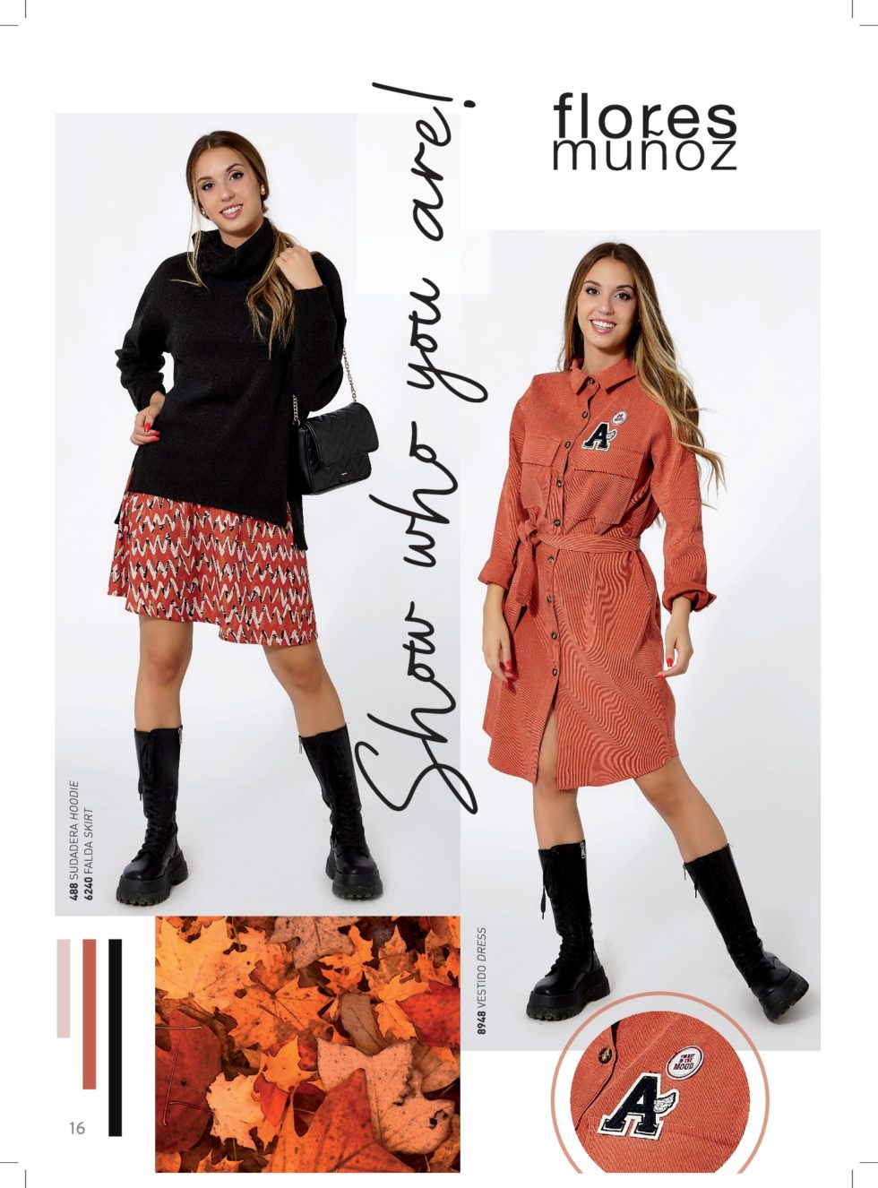 Flores Muñoz FW 21-016
